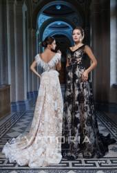 Вечернее платье V200