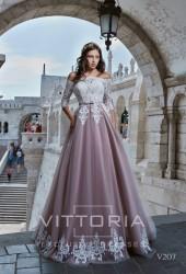 Вечернее платье V207