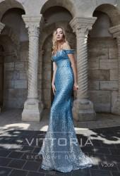 Вечернее платье V209