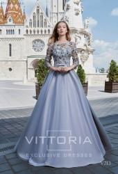 Вечернее платье V213