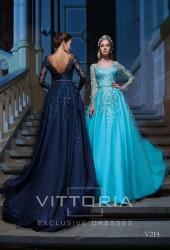 Вечернее платье V214