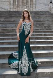Вечернее платье V218