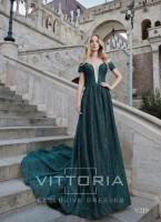 Вечернее платье V219