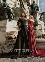 Вечернее платье V221