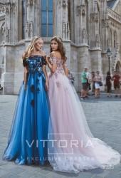 Вечернее платье V223