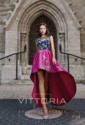 Вечернее платье V224