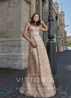Вечернее платье V225