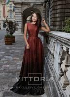 Вечернее платье V227