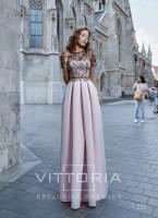 Вечернее платье V232
