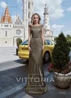 Вечернее платье V237