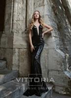 Вечернее платье V238