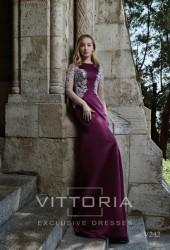 Вечернее платье V242