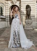 Вечернее платье V244