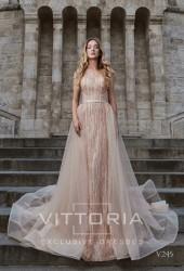 Вечернее платье V245
