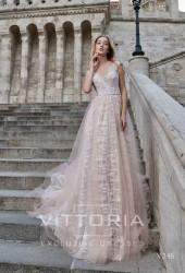 Вечернее платье V246