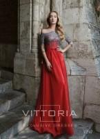 Вечернее платье V247
