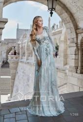 Вечернее платье V248