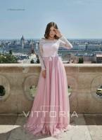 Вечернее платье V249