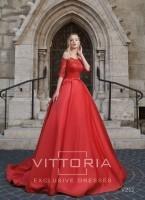 Вечернее платье V253