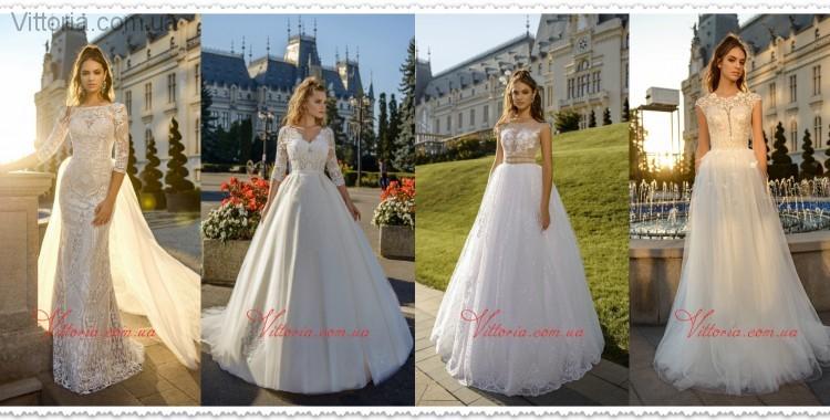 Свадебная коллекция «Desire» 2019