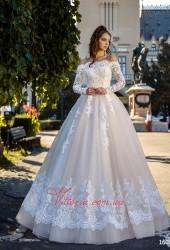 Свадебное платье 1600