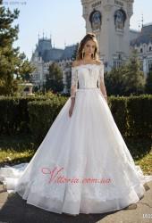 Свадебное платье 1612