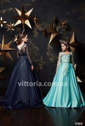 Детское платье 303