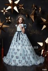 Детское платье 305