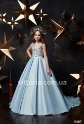 Детское платье 307