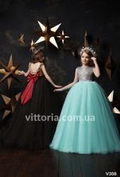 Детское платье 308