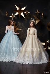 Детское платье 309
