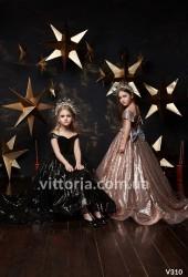 Детское платье 310