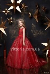 Детское платье 312