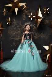 Детское платье 313