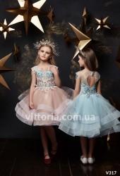 Детское платье 317