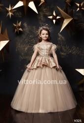 Детское платье 321