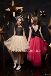 Детское платье 323