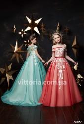 Детское платье 327
