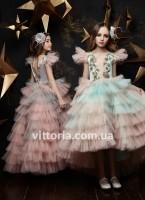 Детское платье 343