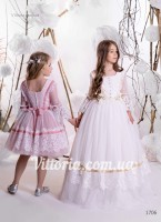 Детское платье 1706