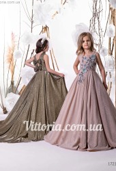 Детское платье 1721