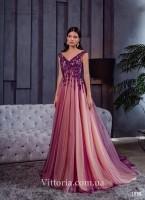 Вечернее платье 1950
