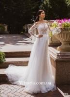 Свадебное платье 2002
