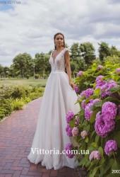 Свадебное платье 2003