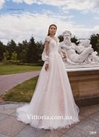 Свадебное платье 2004