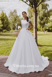 Свадебное платье 2008