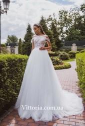 Свадебное платье 2012