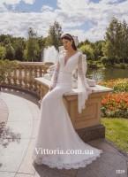 Свадебное платье 2024