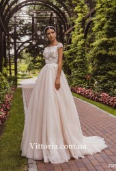 Свадебное платье 2025