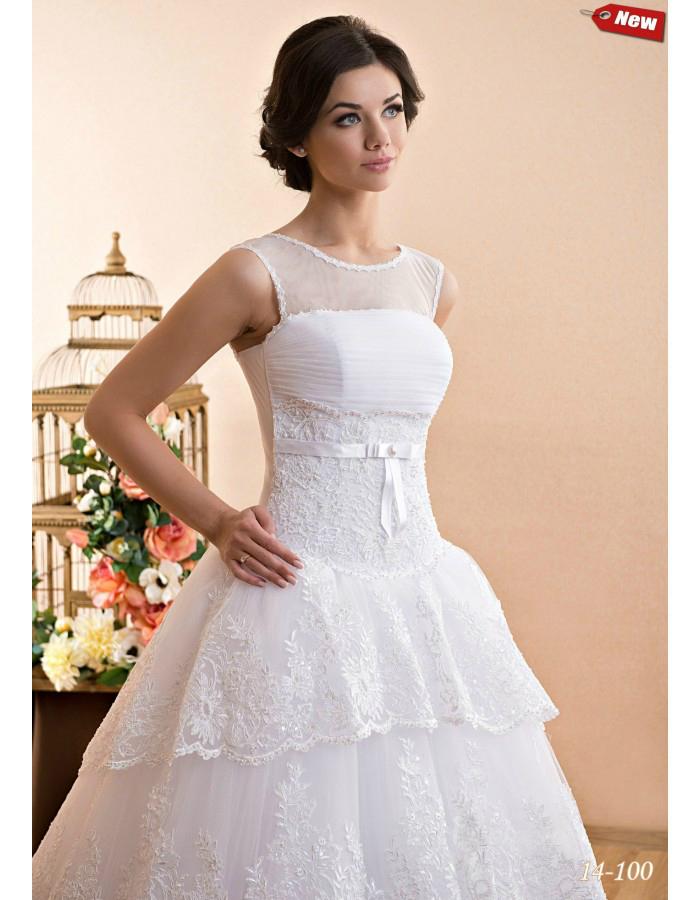 Свадебное платье Модель 14-100